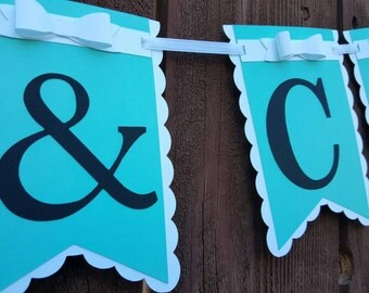 BABY & CO. Baby Shower Banner