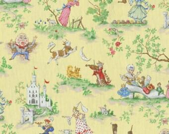 BIG SALE TODAY!!!, Over The Moon Yellow, Covington Fabric