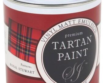 Tartan Paint Tin Gag Gift  121-300 Practical Joke Scottish Gift