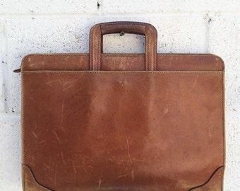 1970's minimalist briefcase