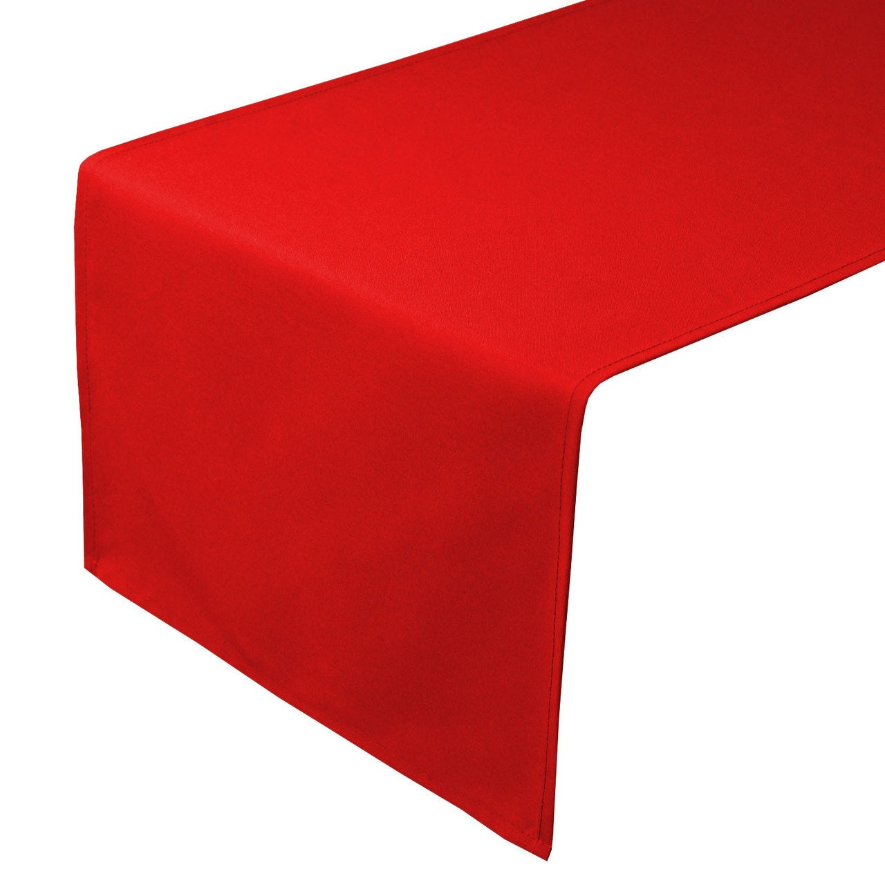 red table runner 14 x 108 inches red table runners for. Black Bedroom Furniture Sets. Home Design Ideas
