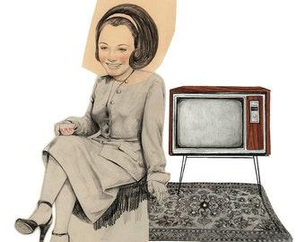Jane hates TV