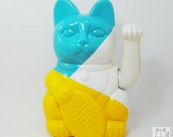 Sr.Miau Geometric Colors