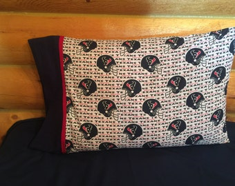 Houston Texans Pillow Case