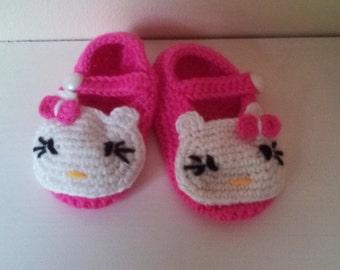 Crochet girl shoes, baby girl shoes, girl Crochet shoes, girl shoe's, Crochet shoes 0-6 month's
