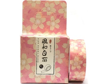 Washi Tape 10m Floral SM332227