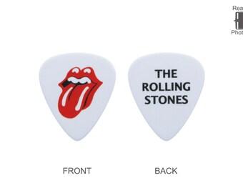 The Rolling Stones Guitar Pick (10pcs)