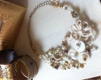 Handmade handmade necklace