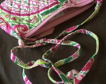 Vintage Vera Bradley Shoulder Bag Purse