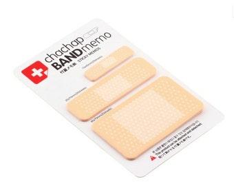 Sticker memo pads patch 3 x 20 pieces