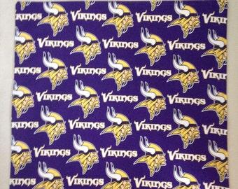 "Minnesota ""Vikings"" 16""X16"" Pillow Case/Cover"