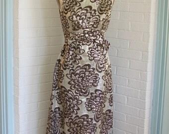 Vintage Ball Gown Dress by; Kent Originals