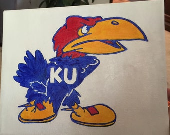 University of Kansas 1941 Jayhawk