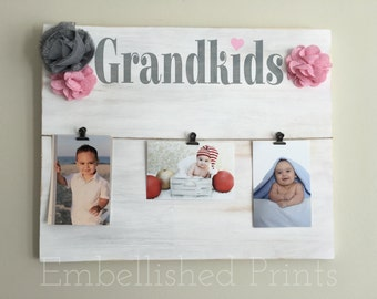 Wood Picture Sign
