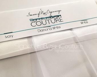 SignatureBash Couture Tulle Sample Card