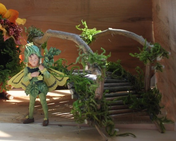 Miniature Bridge Fairy Garden Fairy With Bridge