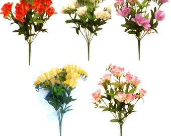 40cm 9 Stem Freesia Bouquet