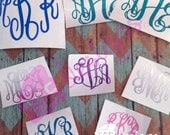 "4"" Monogram Decal..."