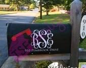 Custom Mailbox Monogram w...