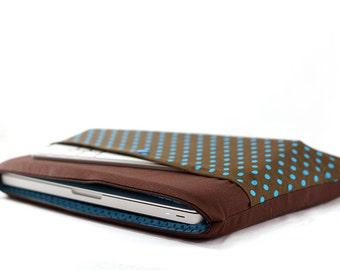 """Brown laptop case 13"""" 15"""" 17"""" - laptop sleeve"""
