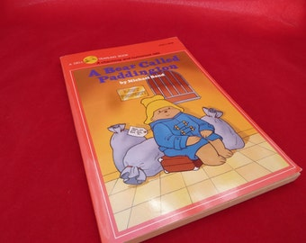 Vintage Paddington  Childrens Book