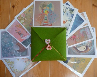 Gift Box - set of 10 cards
