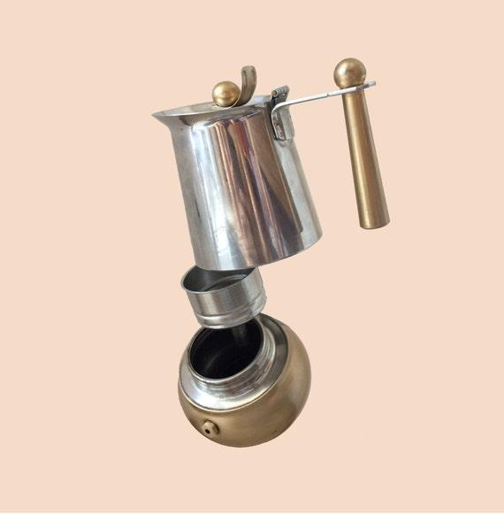 Stove Top Coffee Maker Guide : stovetop espresso coffee maker stove top pot moka by LaGiovinezza
