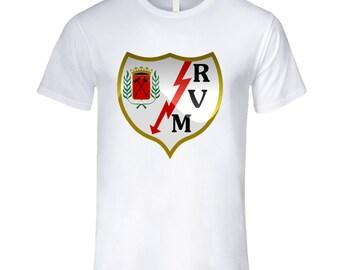 Rayo Vallecano Futbol Espanol La Liga Vallecas T Shirt