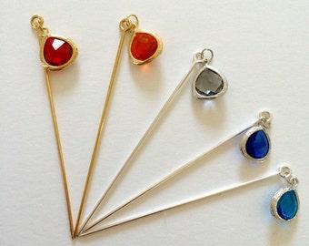 Jewel Hijab pin