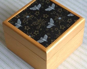 Bat/spider web/star box/trinket/jewellery