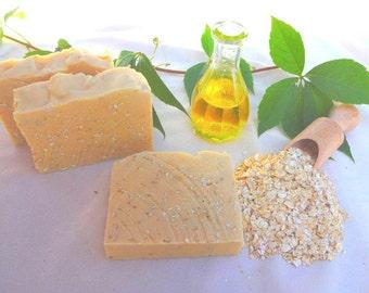 Oatmilk Honey Soap