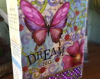 "Fab Chunky ""Dream Big"" Print"