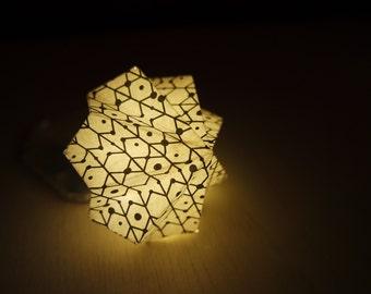Set of 3 Mini Light Diamonds
