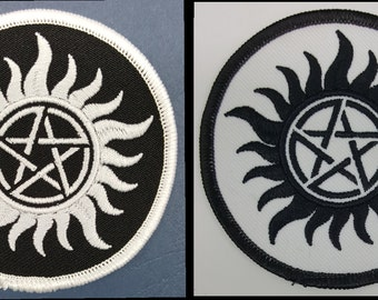 Supernatural Anti Possession Patch (FREE SHIPPING)