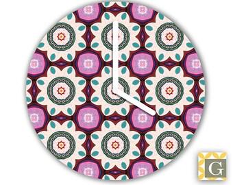 Wall Clock by GABBYClocks - Whimsical No. 9