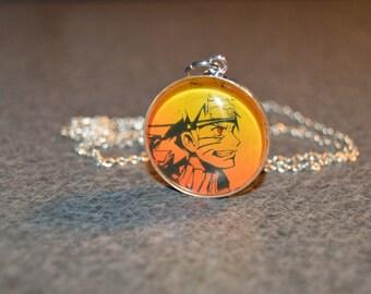 Naruto Pendant Necklace