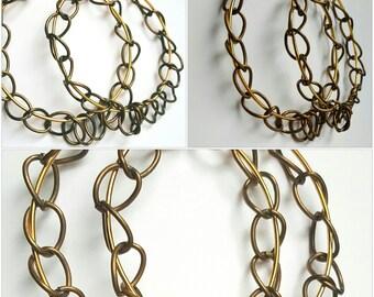 Chain Me Up earrings