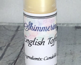 English Toffee Lip Balm