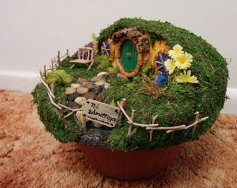 Bag End Hobbit Hole - Garden Decor