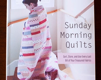 Sunday Morning Quilts by Amanda Jean Nyberg & Cheryl Arkison-Book