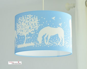 Lampshade horses - available in all colors