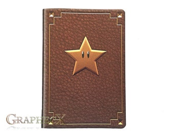 Fan-made Rosalina's Storybook inspired personalized journal notebook