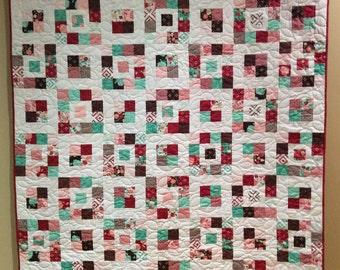 ROYAL SQUARES quilt