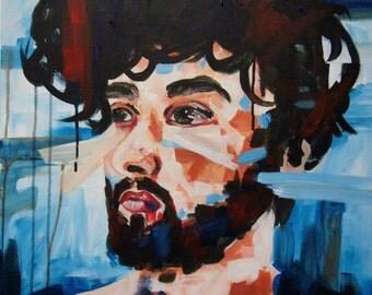 """Portrait - Commission - 16""""x12"""""""