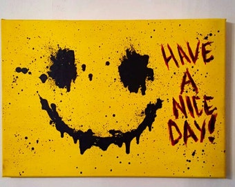 """2017 """"Have A Nice day!"""" 