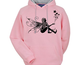 Fairy Hoodie Hooded Sweatshirt