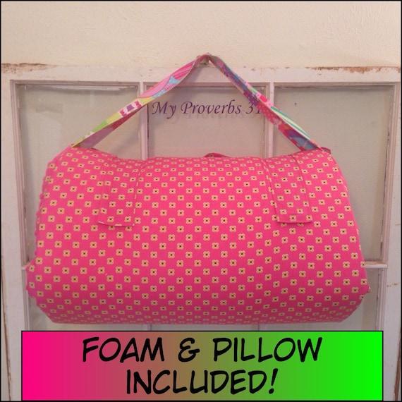 Custom Nap Mat Foam Amp Pillow Included Pre School Kindergarten
