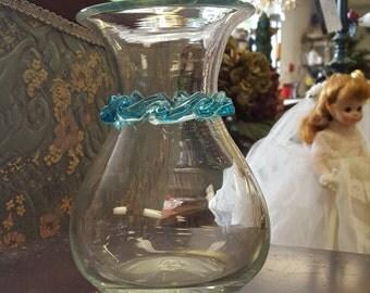 Vintage Pilgrim Glass Vase