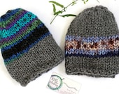 knit hat by Knit a Bit of Whimsy