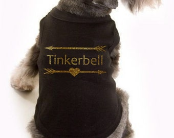 Dog clothes Personalized Pet shirts Funny gift ideas tshirt Your Pets Name tank for dogs Dog tee
